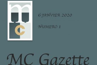 MC Gazette n°1---