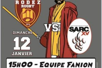 Grand retour du Club Rodez Rugby